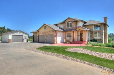 Rapid City Single Family Home For Sale: 13453 Sienna Meadows Ln