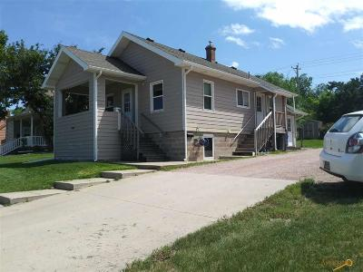 Rapid City Multi Family Home For Sale: 121 Quincy
