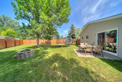 Rapid City Single Family Home U/C Contingency: 5520 S Pitch Dr