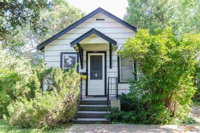 Rapid City Single Family Home For Sale: 303 St Anne