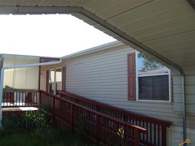 Rapid City Manufactured Home For Sale: 721 E Chicago