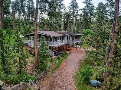Rapid City Single Family Home For Sale: 23065 Thunderhead Falls Rd