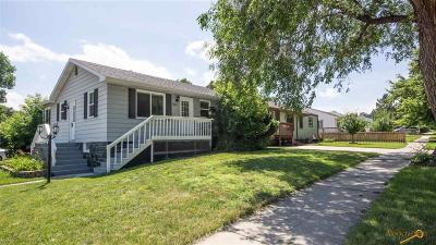 Rapid City Single Family Home For Sale: 601 Meade