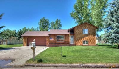 Single Family Home For Sale: 1016 Rosilee Ln