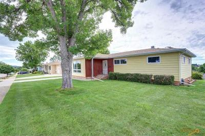 Rapid City Single Family Home For Sale: 4307 Brookside Dr