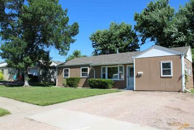 Single Family Home For Sale: 622 E Tallent