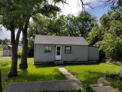 Rapid City Single Family Home For Sale: 635 Halley Ave