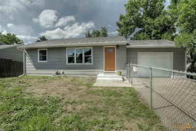 Rapid City Single Family Home For Sale: 406 E Tallent
