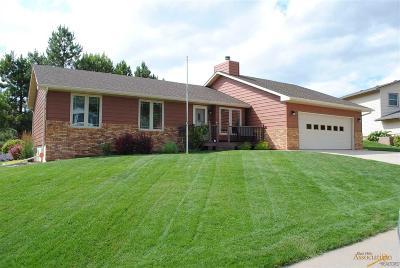 Rapid City Single Family Home For Sale: 3704 Winners Cir
