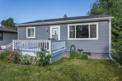 Single Family Home U/C Contingency: 2119 Oak Ave