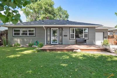 Single Family Home For Sale: 1001 Lawrence St