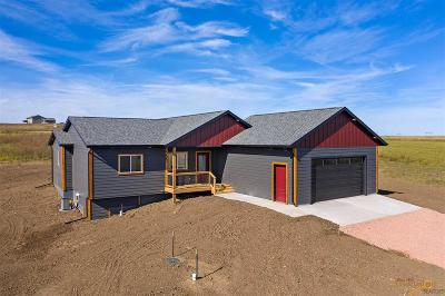 Single Family Home For Sale: Lot 12a High Noon Ct