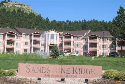 Rapid City SD Condo/Townhouse For Sale: $219,900