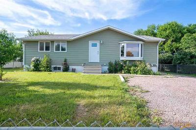 Rapid City SD Single Family Home For Sale: $194,500