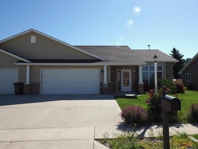 Rapid City SD Single Family Home For Sale: $219,000