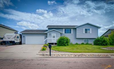 Rapid City Single Family Home For Sale: 4905 Patricia St