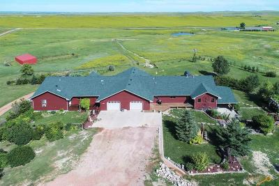 Rapid City Multi Family Home For Sale: 23557 Old Folsom Rd