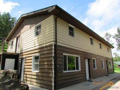 Hill City Multi Family Home For Sale: 142 Ponderosa Av
