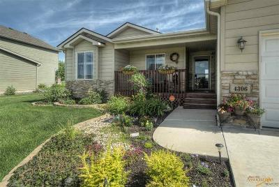 Rapid City Single Family Home For Sale: 4306 Turnberry Rd