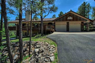 Black Hawk Single Family Home For Sale: 6805 Ridgeview Ct
