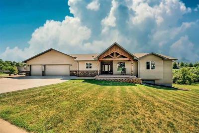Rapid City Single Family Home For Sale: 3406 Dunham Dr