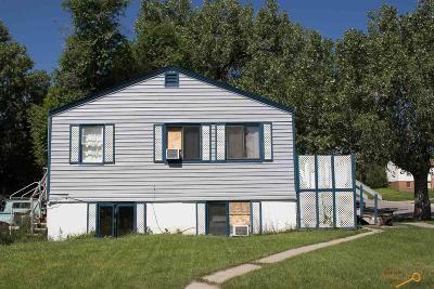 Rapid City Multi Family Home For Sale: 829 Lemmon Ave