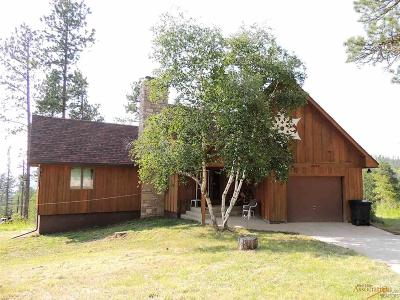 Single Family Home For Sale: 21193 Lookout Trail