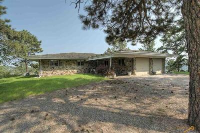 Rapid City Single Family Home For Sale: 8816 Dunsmore Rd