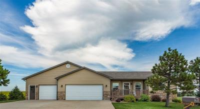 Rapid City Single Family Home For Sale: 6916 Spyglass Ct