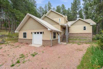 Keystone Single Family Home For Sale: 24664 Iron Mountain Rd
