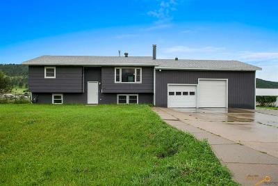 Single Family Home For Sale: 8019 Blucksberg Dr