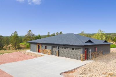 Hot Springs Single Family Home For Sale: 318 Meadowlark Dr