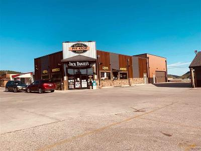 Summerset Commercial For Sale: 8034 Stage Stop Rd