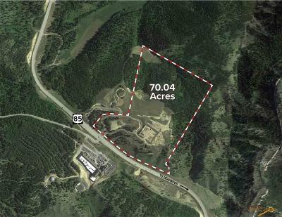 Commercial Lots & Land For Sale: Tbd Hwy 85