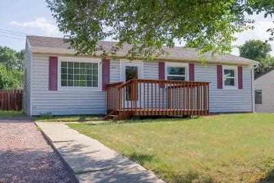 Single Family Home U/C Contingency: 817 E Oakland