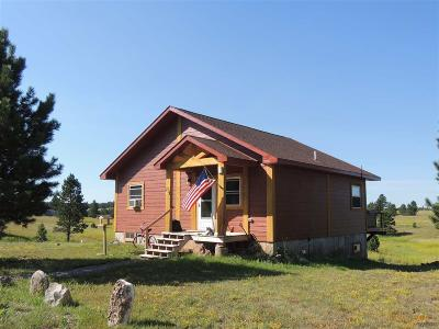 Single Family Home For Sale: 25591 Mt Shadow Rd