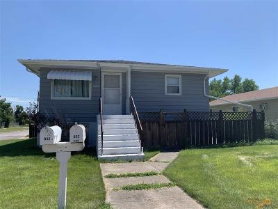 Rapid City Multi Family Home For Sale: 832 Haines Ave