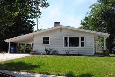 Single Family Home U/C Contingency: 3313 Cypress