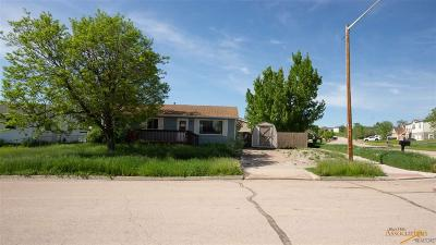 Rapid City Single Family Home For Sale: 5207 Potter Ln