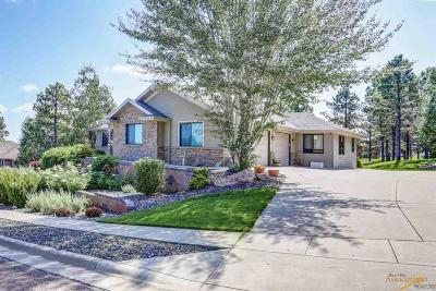 Rapid City Single Family Home For Sale: 6642 Carnoustie Ct.
