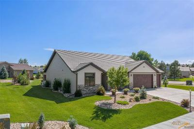 Rapid City Single Family Home For Sale: 3715 Lacosta Dr