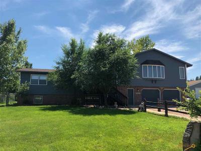 Black Hawk Single Family Home For Sale: 5807 Oak Ct