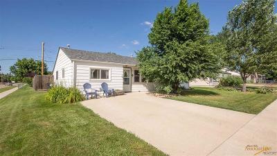 Rapid City Single Family Home For Sale: 802 E Iowa