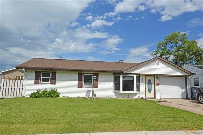 Rapid City Single Family Home For Sale: 2814 Ivy Ave