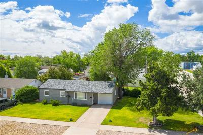 Rapid City Single Family Home For Sale: 301 E Meade