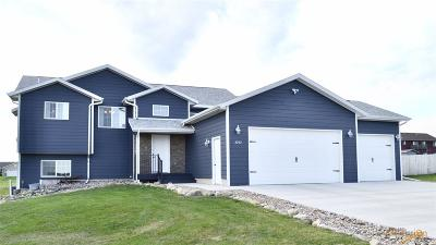 Rapid City SD Single Family Home For Sale: $289,000