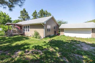 Piedmont SD Manufactured Home For Sale: $149,900