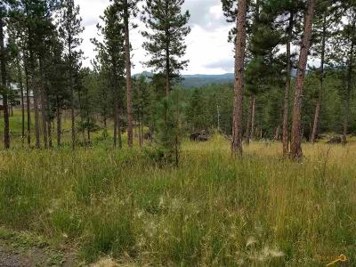 Hill City SD Residential Lots & Land For Sale: $230,000