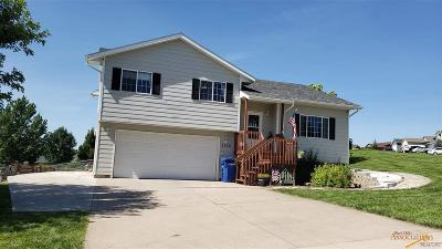 Rapid City Single Family Home For Sale: 5358 S Pitch Dr
