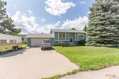 Black Hawk Single Family Home For Sale: 12205 Renata Dr